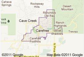 carefree real estate Arizona